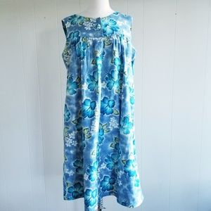 1960s Paradise Hawaii, Made in Honolulu, Floral Dr